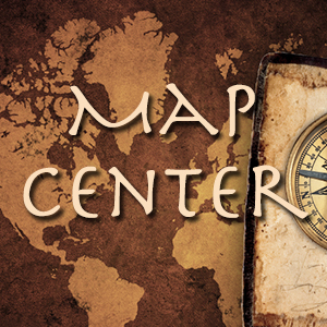 Map Center individual history maps for families and groups