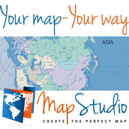 Map Studio: Create the Perfect Map