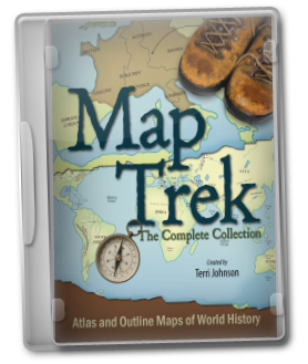 Map Trek: Complete Collection