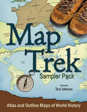 Map Trek Sampler Cover
