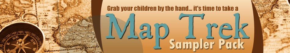 Map Trek Sampler Banner