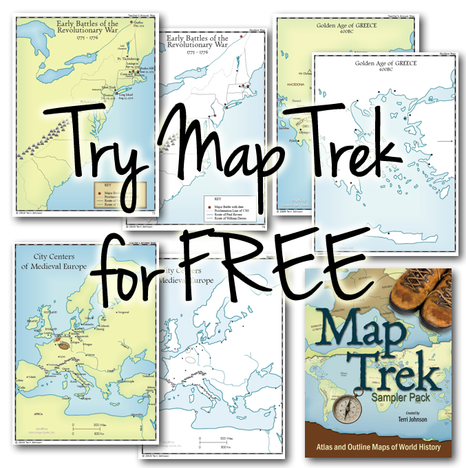 Try Map Trek Free
